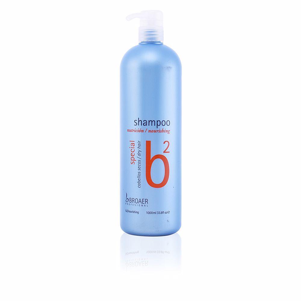 B2 nourishing shampoo