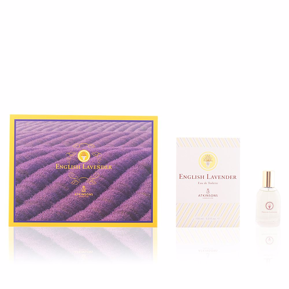 ENGLISH LAVENDER COFFRET