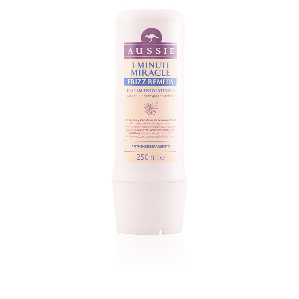3 MINUTE MIRACLE FRIZZ REMEDY deep treatment