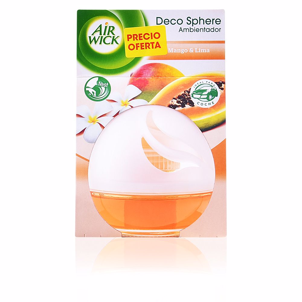 Air-wick Hygiene DECO SPHERE ambientador mango & lima products ...