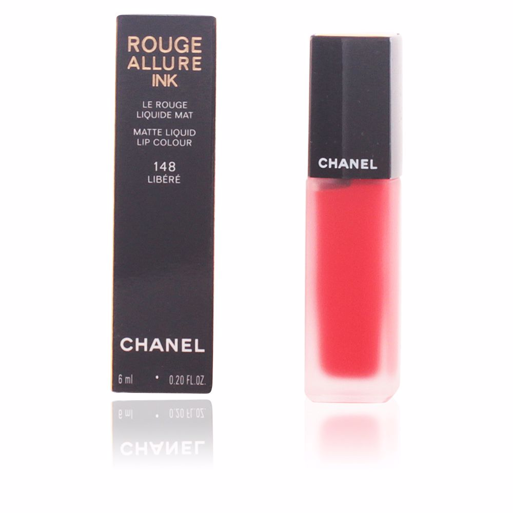 ROUGE ALLURE INK le rouge liquide mat