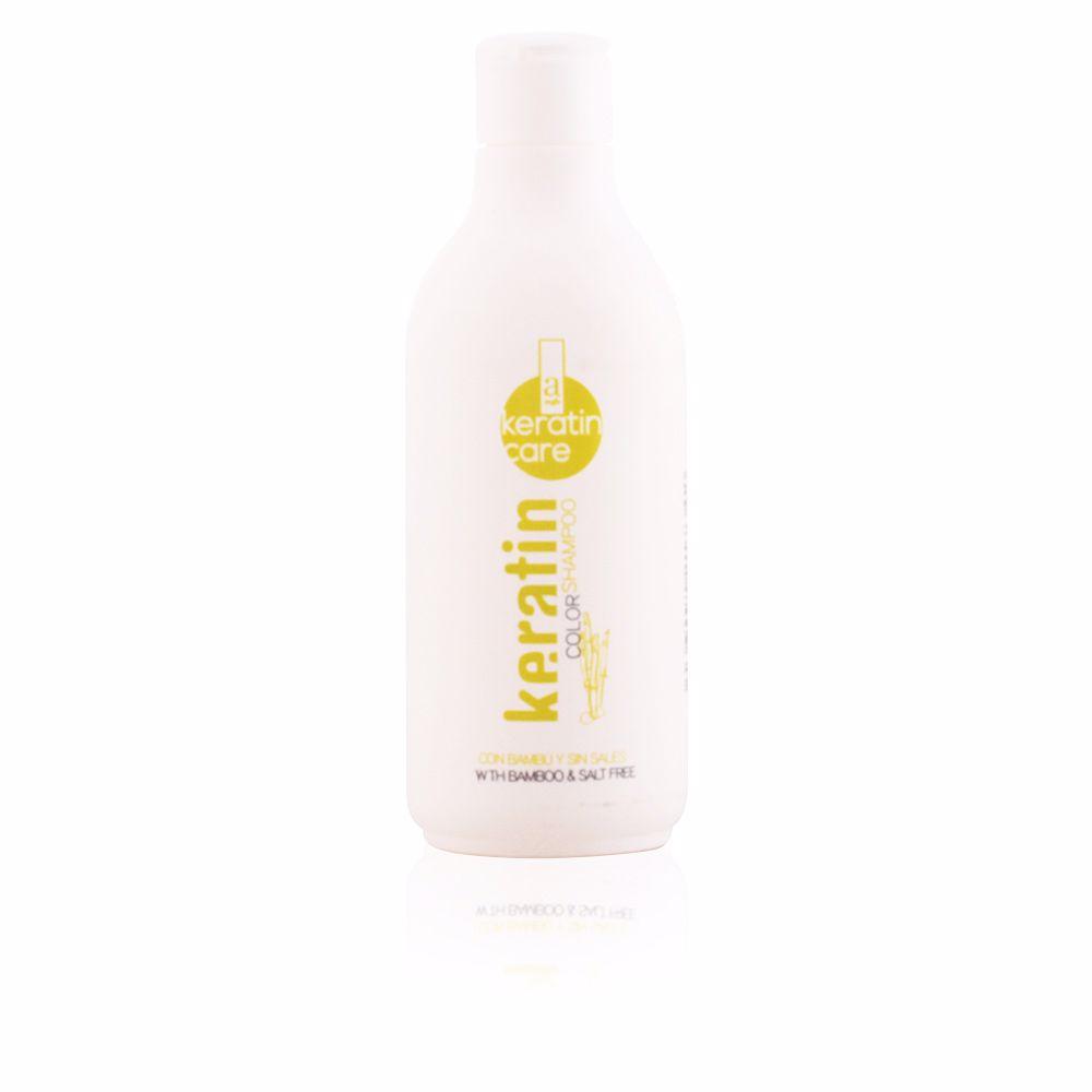 KERATIN CARE color shampoo