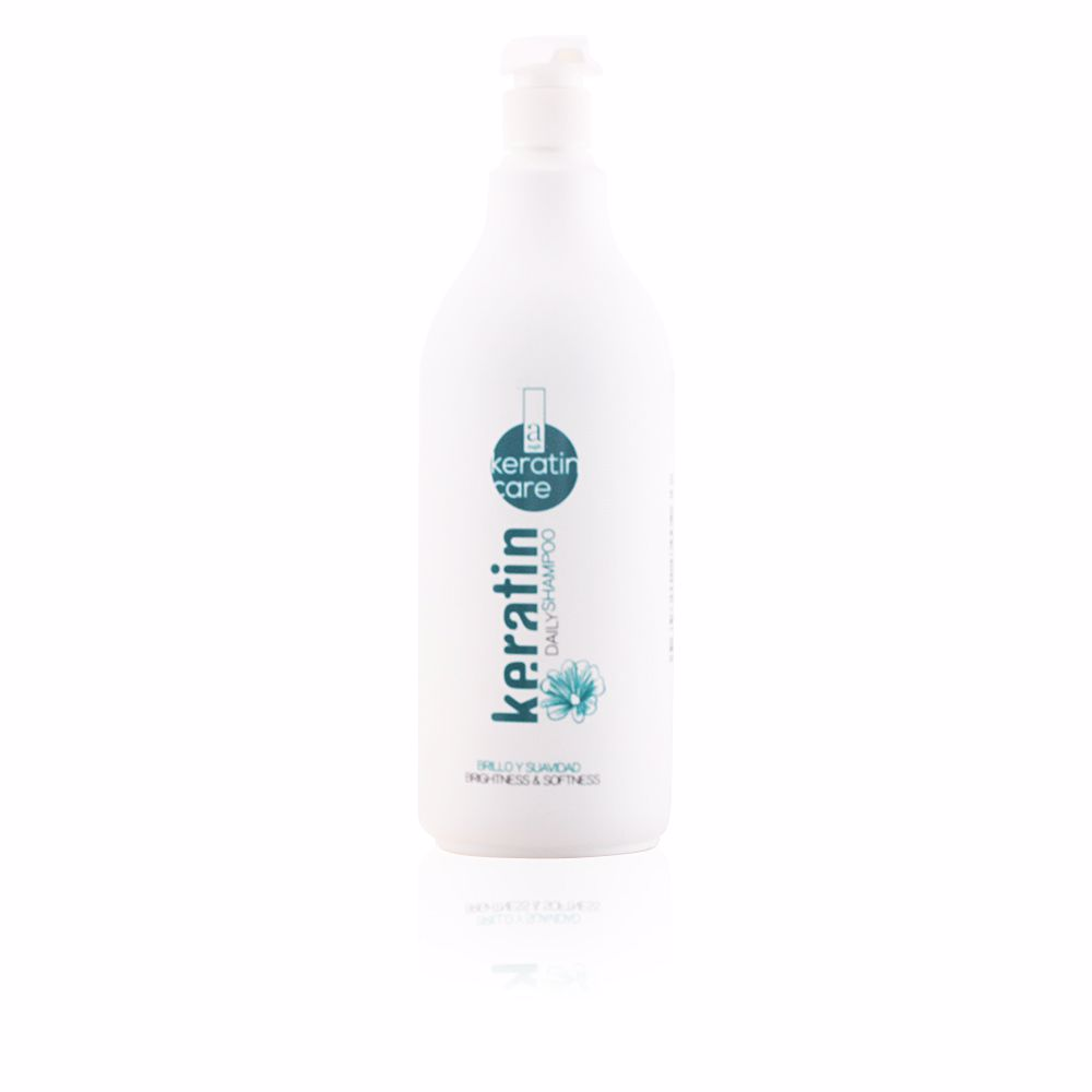 KERATIN CARE daily shampoo