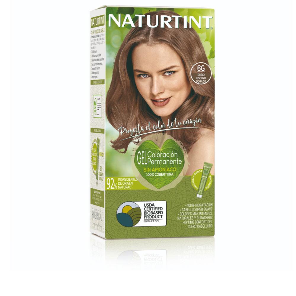 NATURTINT #6G rubio oscuro dorado
