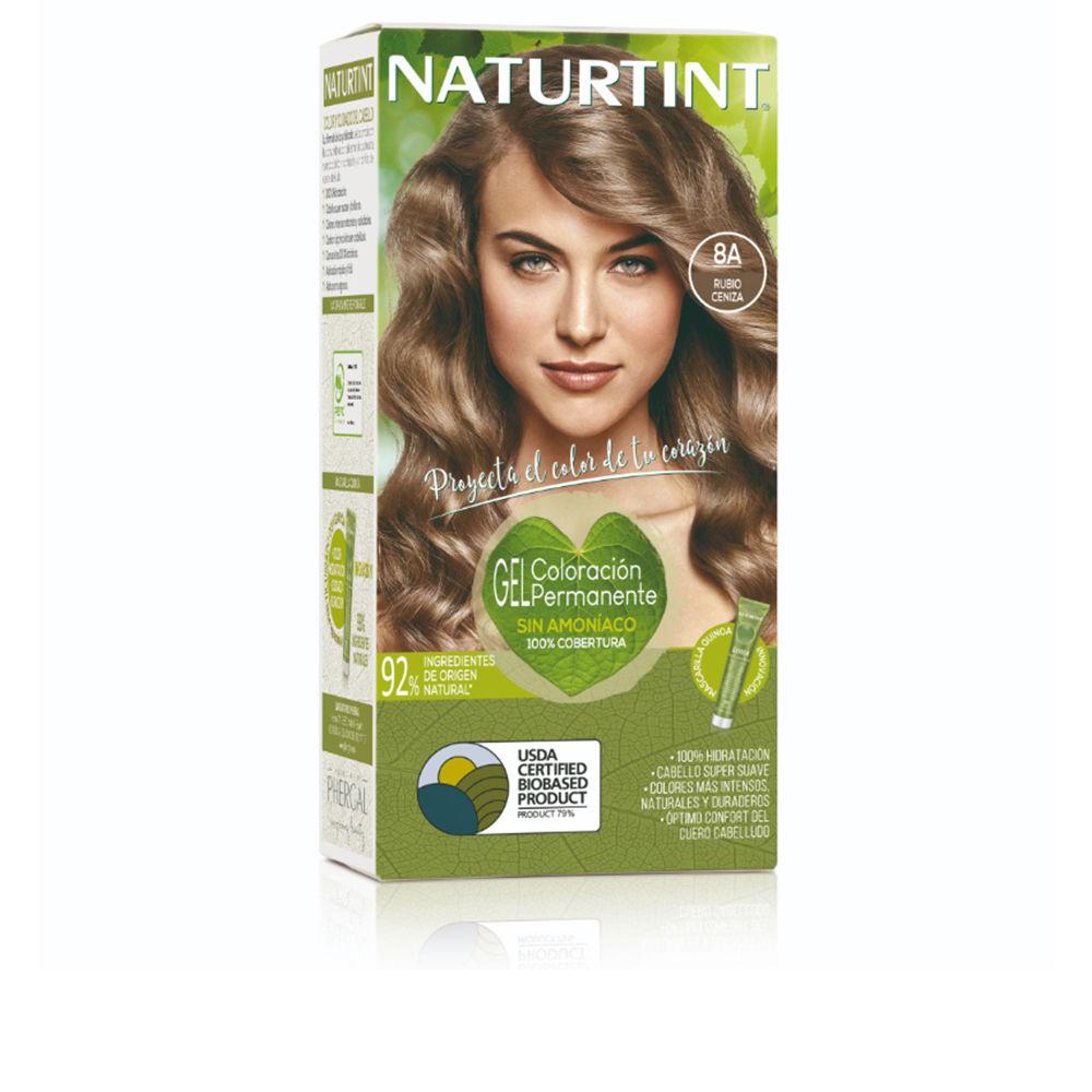 NATURTINT #8A rubio ceniza