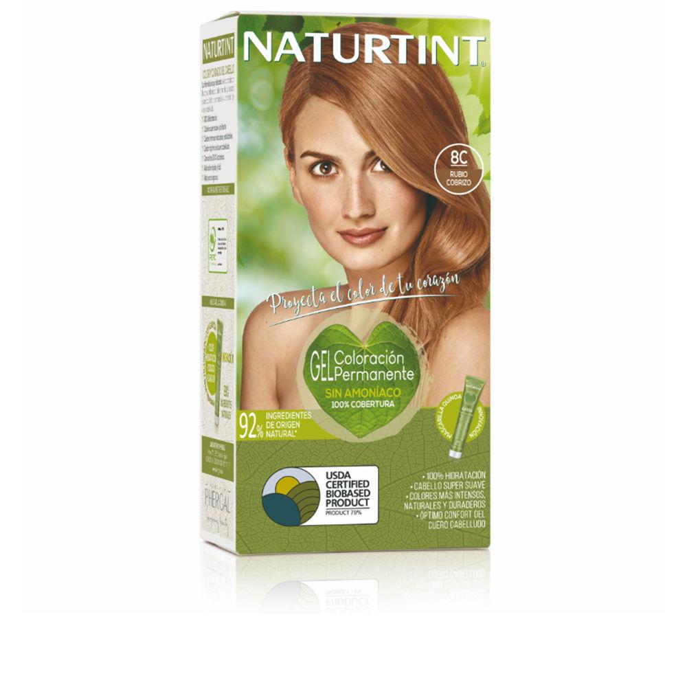 NATURTINT #8C rubio cobrizo