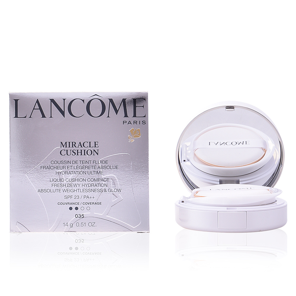 MIRACLE CUSHION teint fluide SPF23