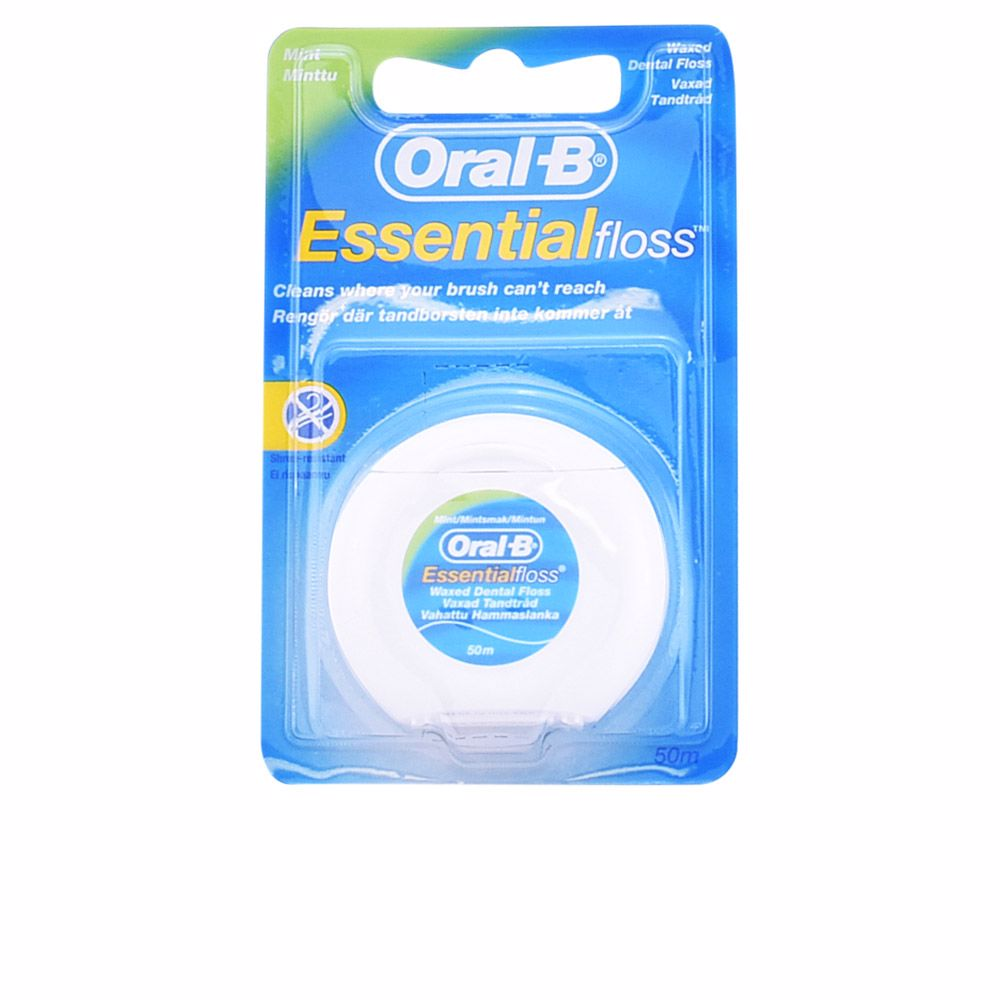 ESSENTIAL FLOSS MINT hilo dental