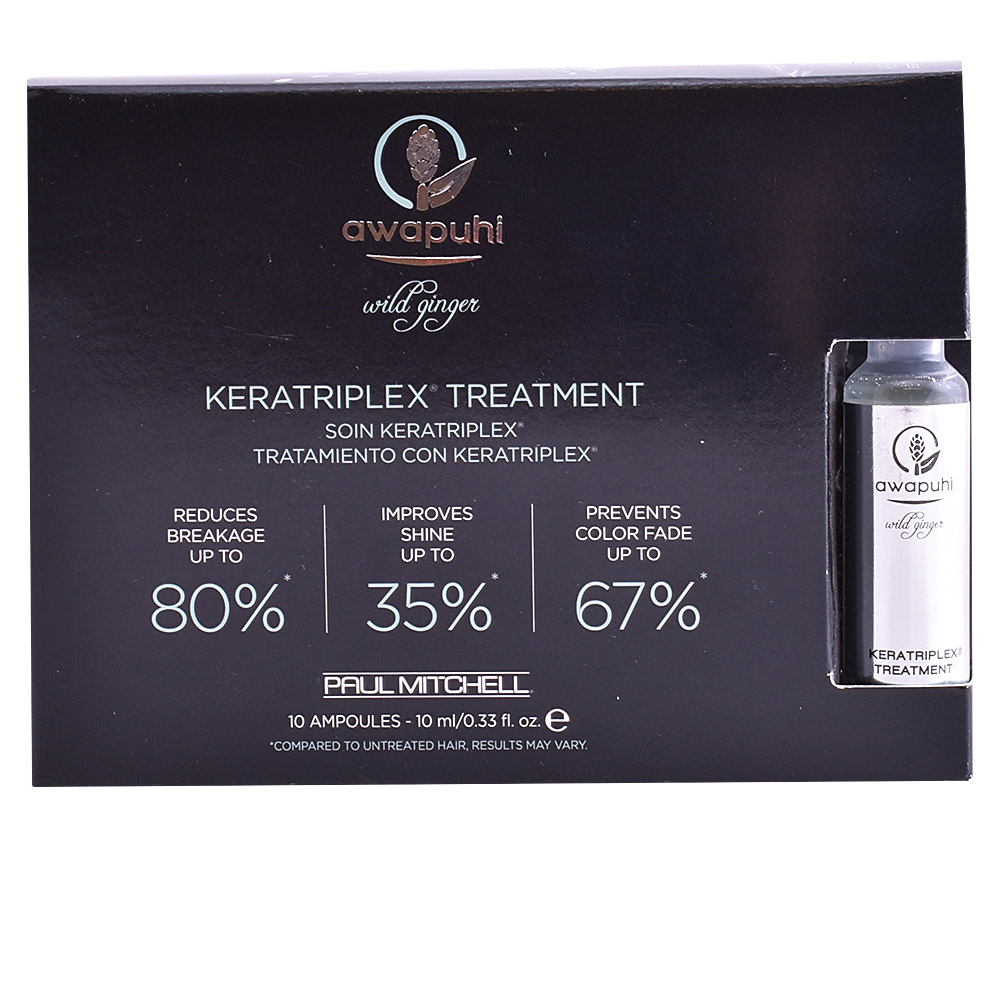 AWAPUHI wild ginger keratriplex treatment