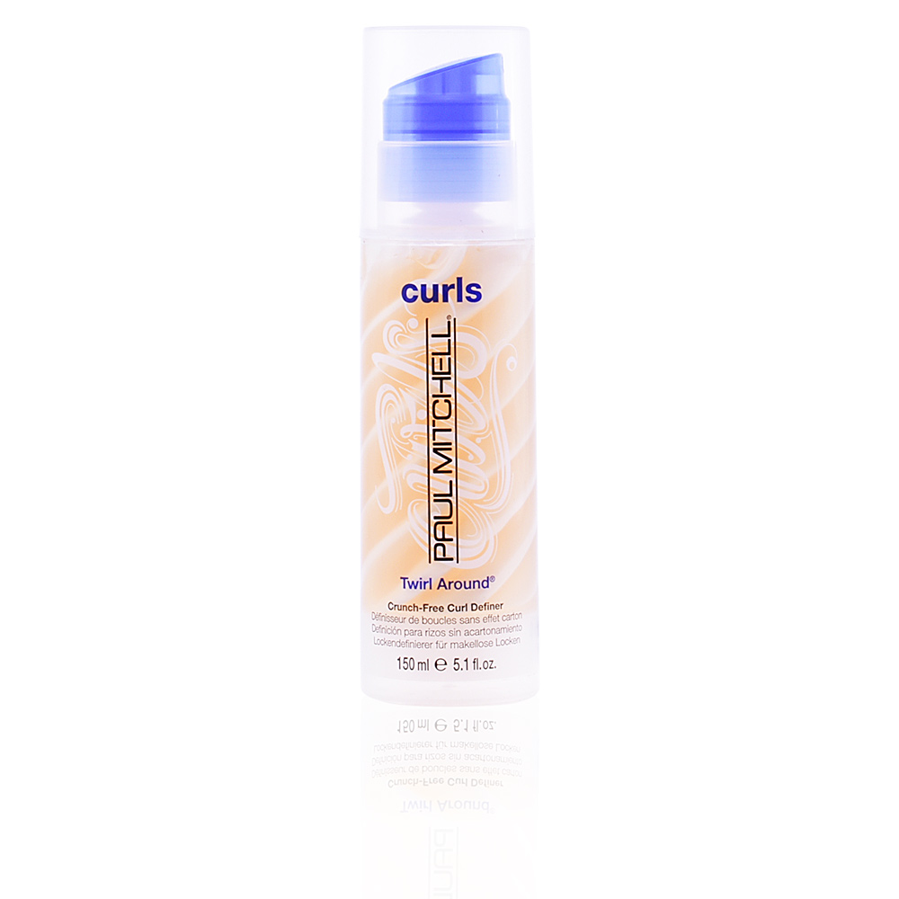 TWIRL AROUND crunch-free curl definer