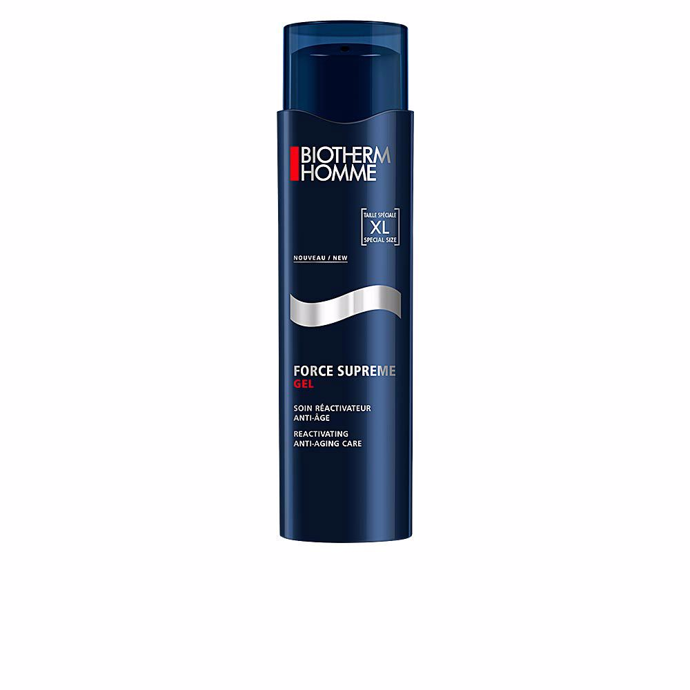 HOMME FORCE SUPREME reactivating anti-aging care
