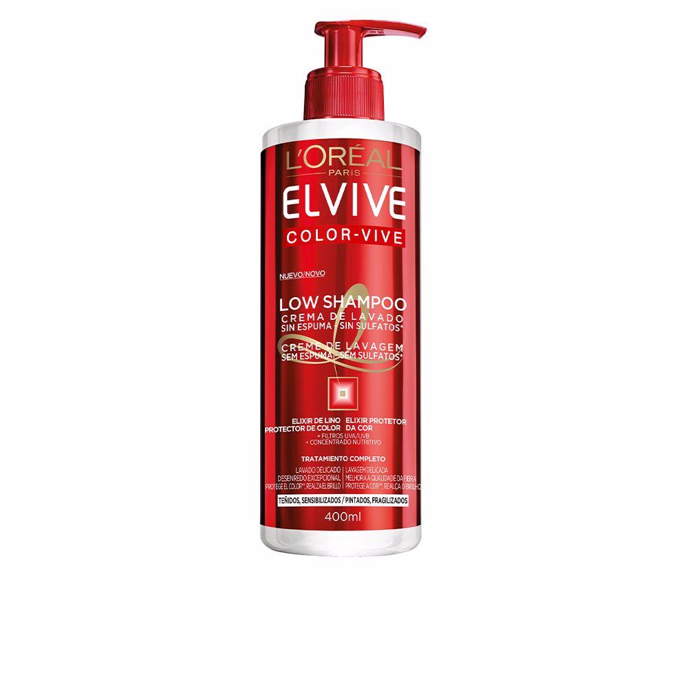 ELVIVE color-vive low champú cabellos teñidos