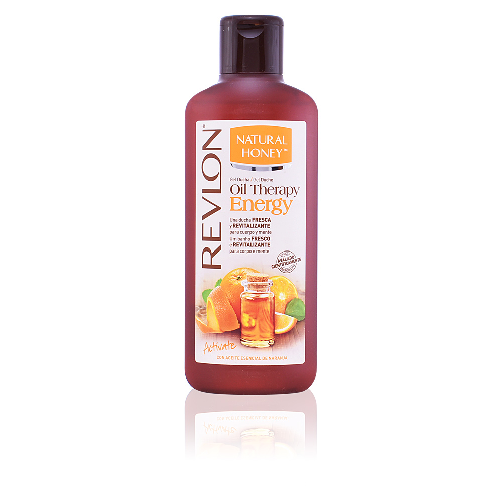 OIL THERAPY ENERGY aceite esencial naranja gel