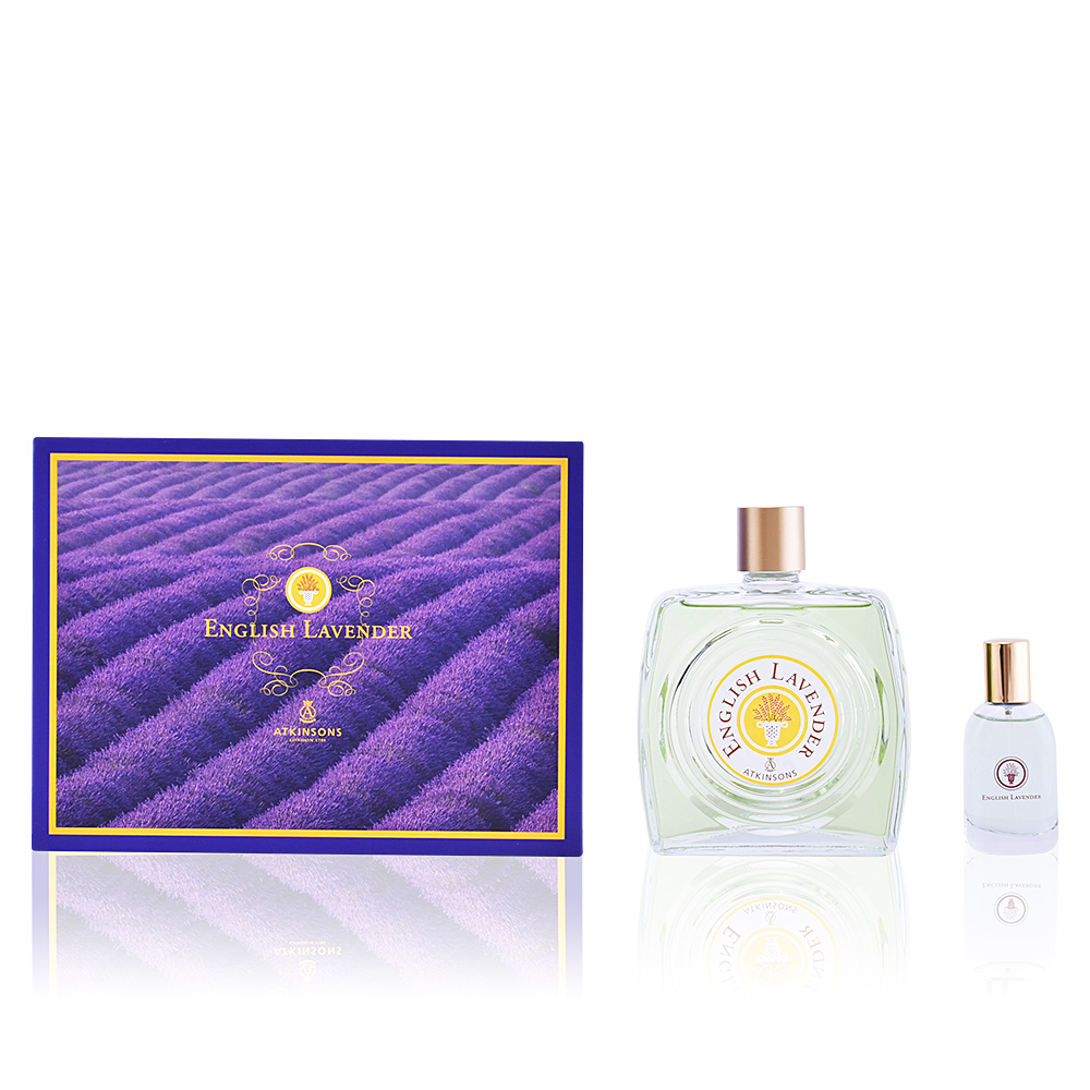 ENGLISH LAVENDER SET