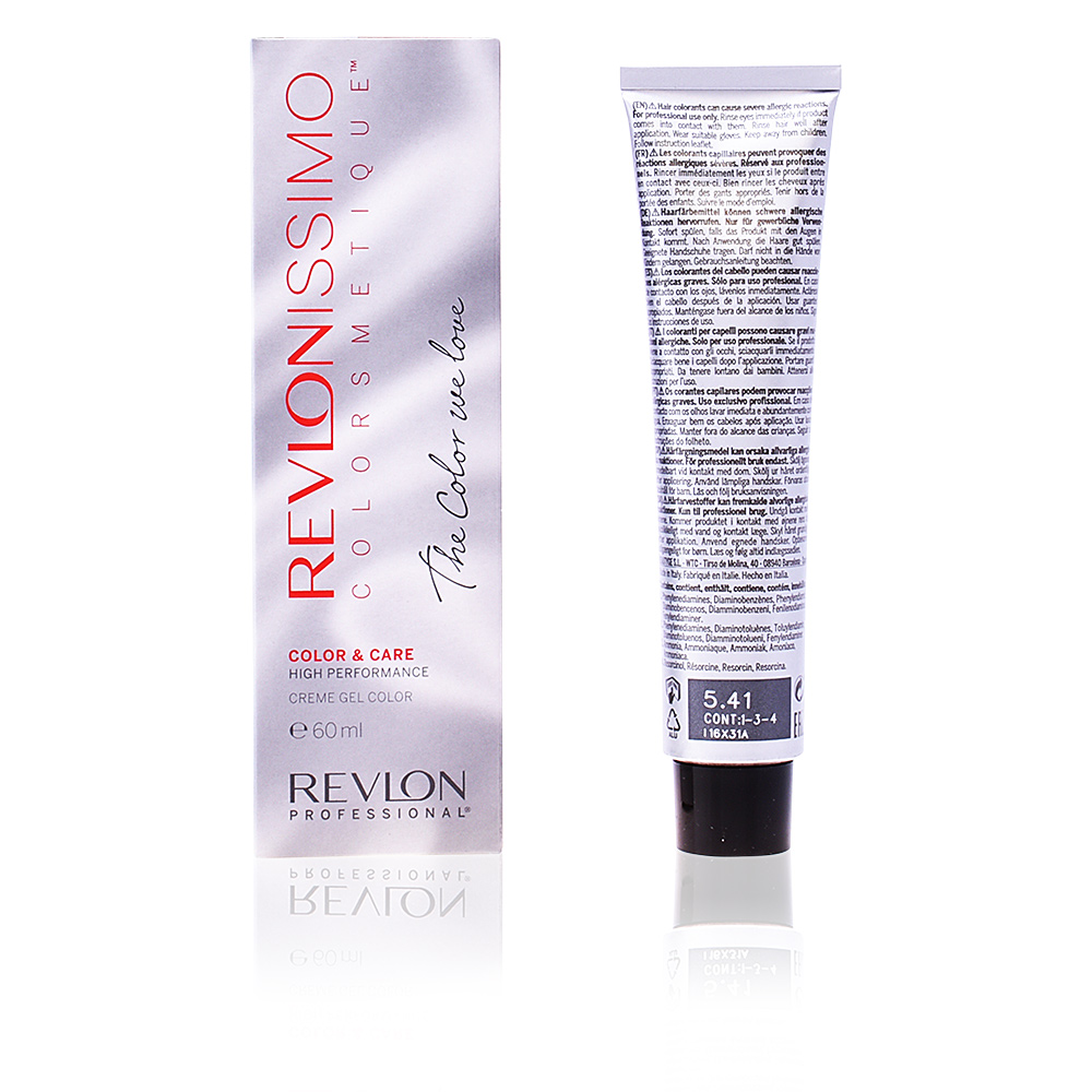 REVLONISSIMO Color & Care High Performance NMT #5,41