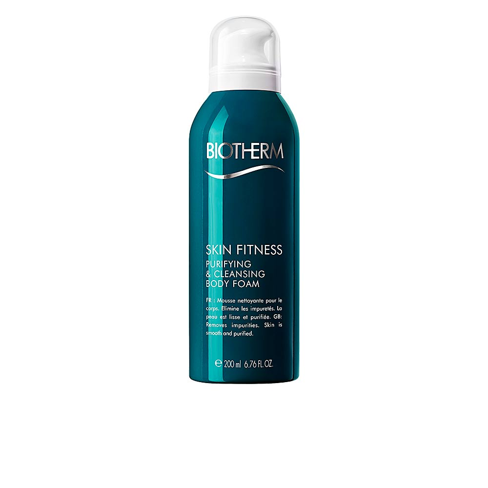 SKIN FITNESS purifying and cleansing body foam