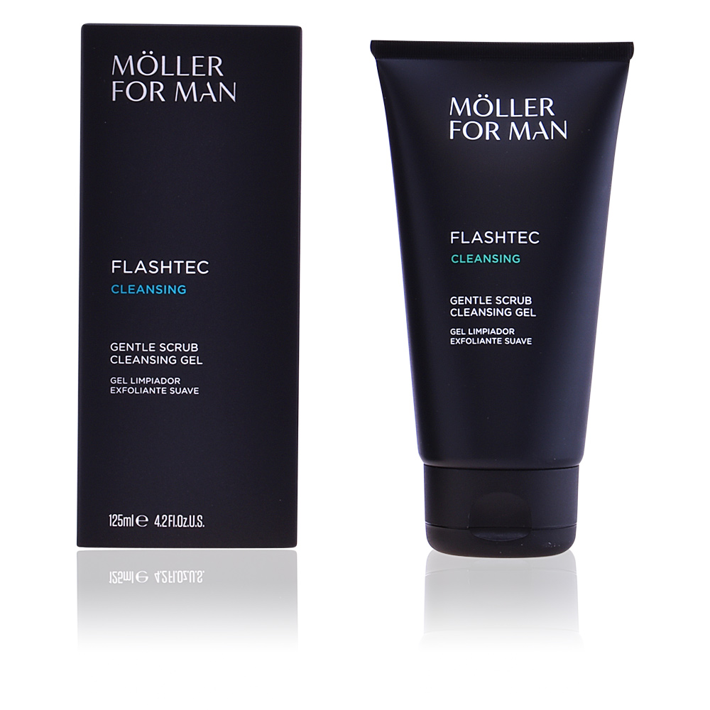 POUR HOMME gentle scrub cleansing gel