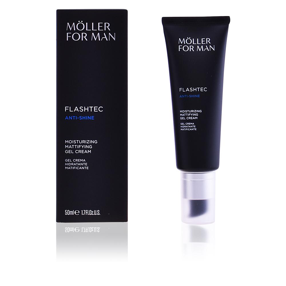 POUR HOMME moisturizing mattifying gel cream