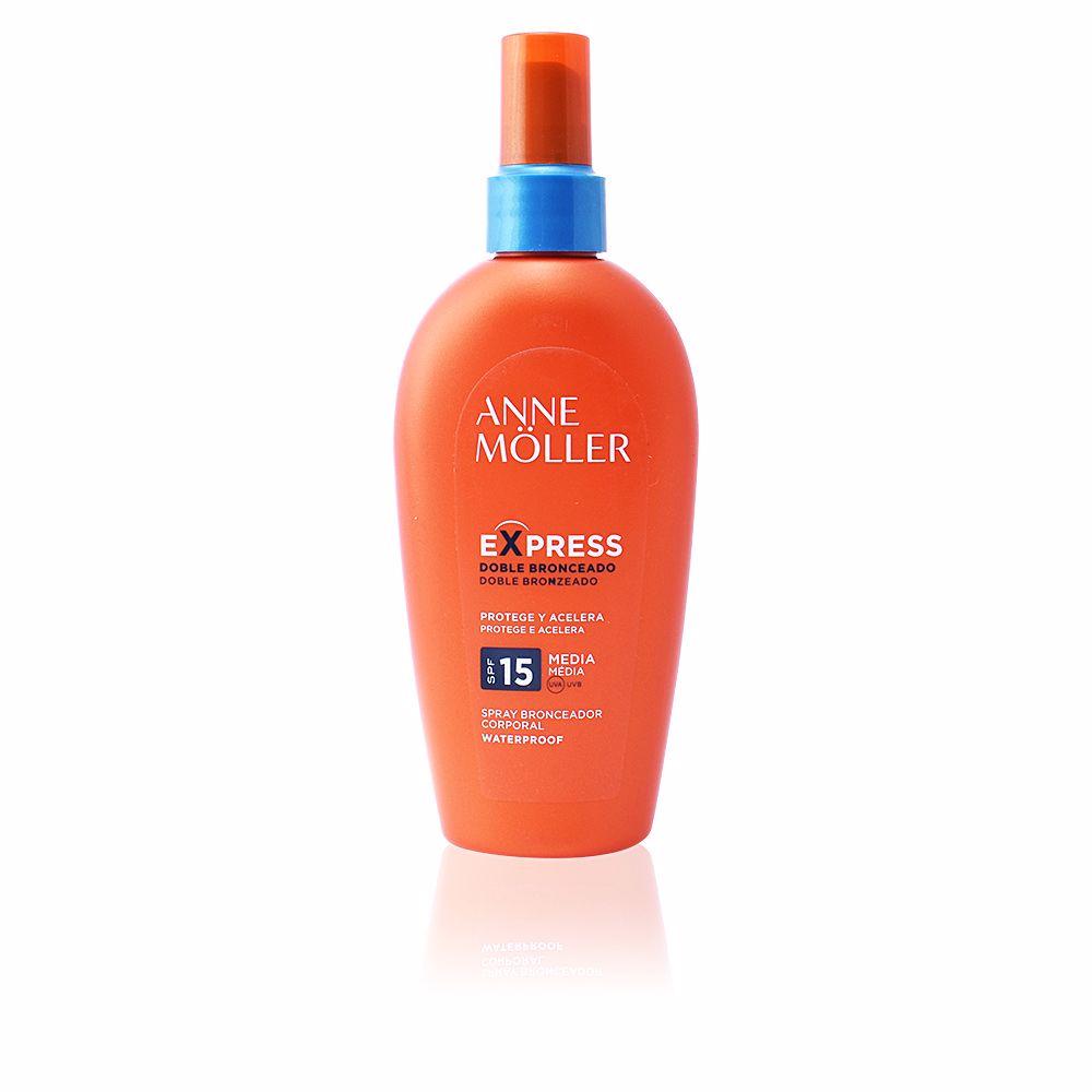 EXPRESS spray bronceador corporal SPF15