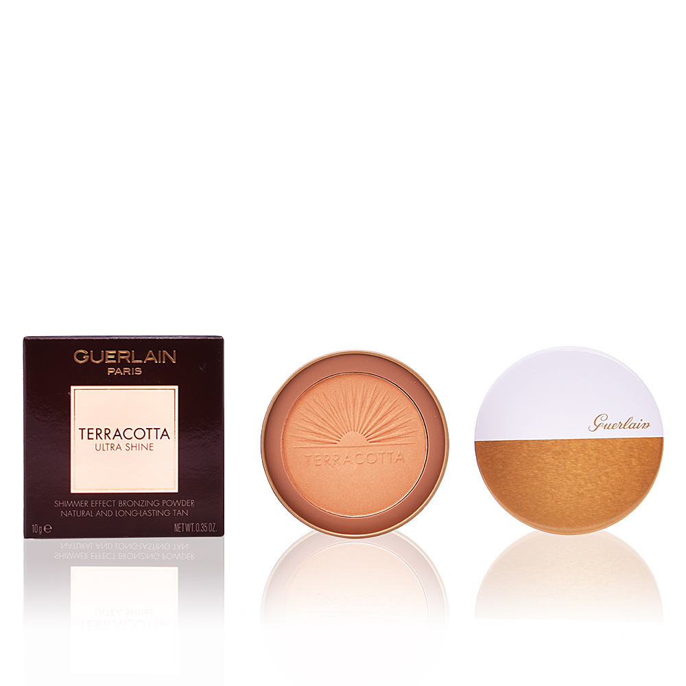 TERRACOTTA ULTRA SHINE bronzing powder