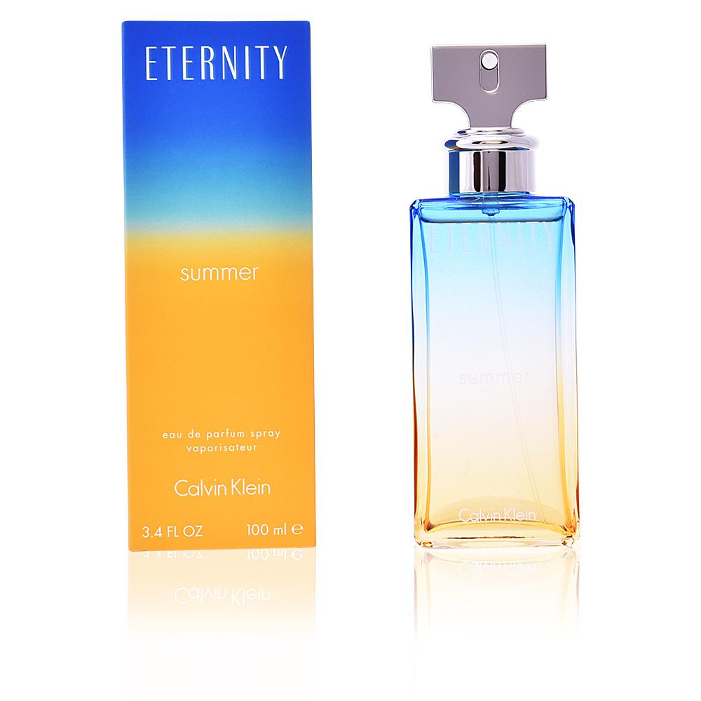 ETERNITY SUMMER 2017 eau de parfum vaporizador