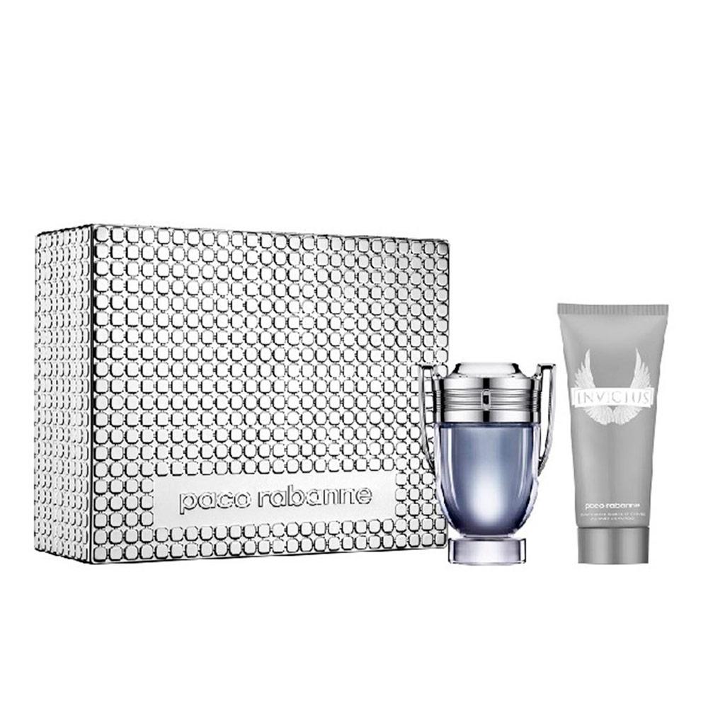 paco rabanne parfums invictus coffret sur perfume 39 s club. Black Bedroom Furniture Sets. Home Design Ideas