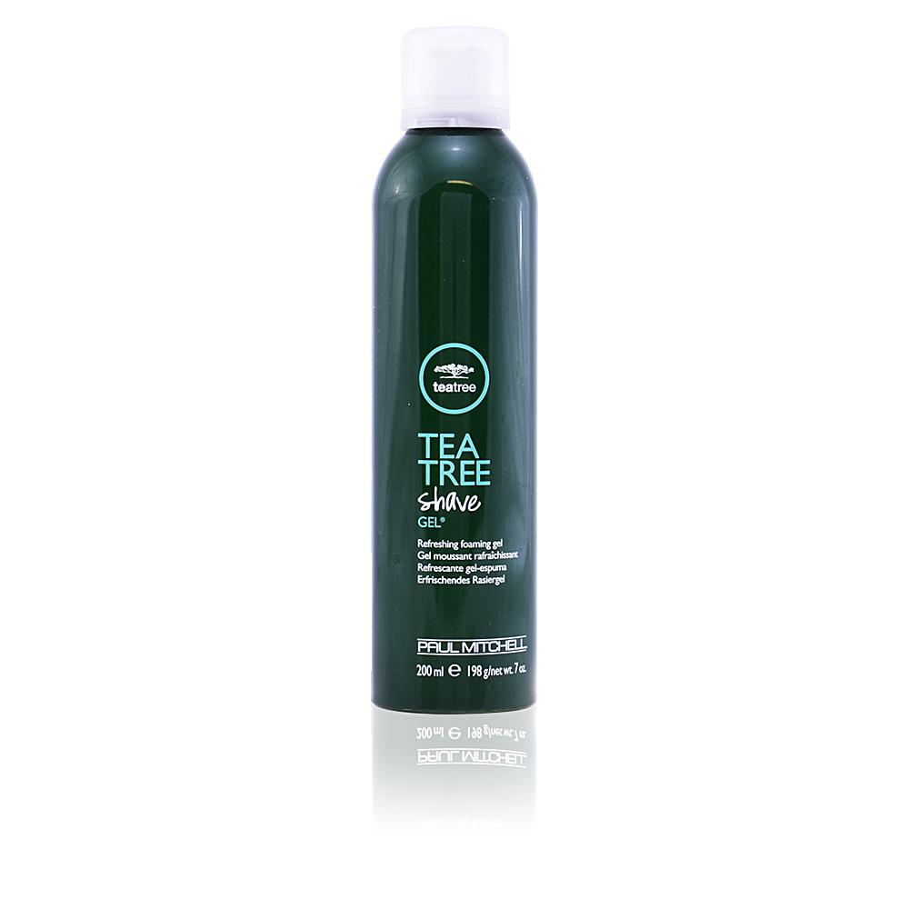TEA TREE shave gel