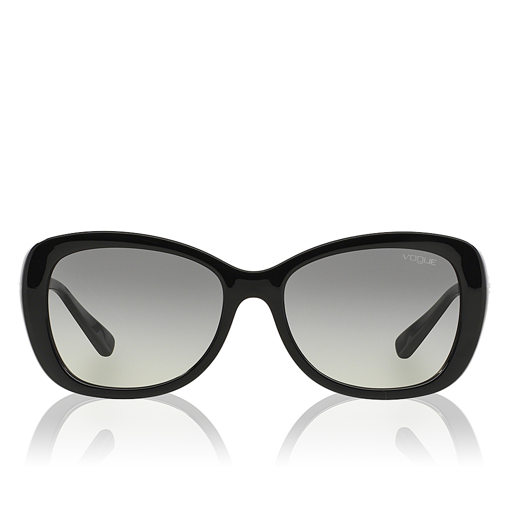 Vogue VO2943SB Sonnenbrille Schwarz W44/11 55mm W3MiRsaO