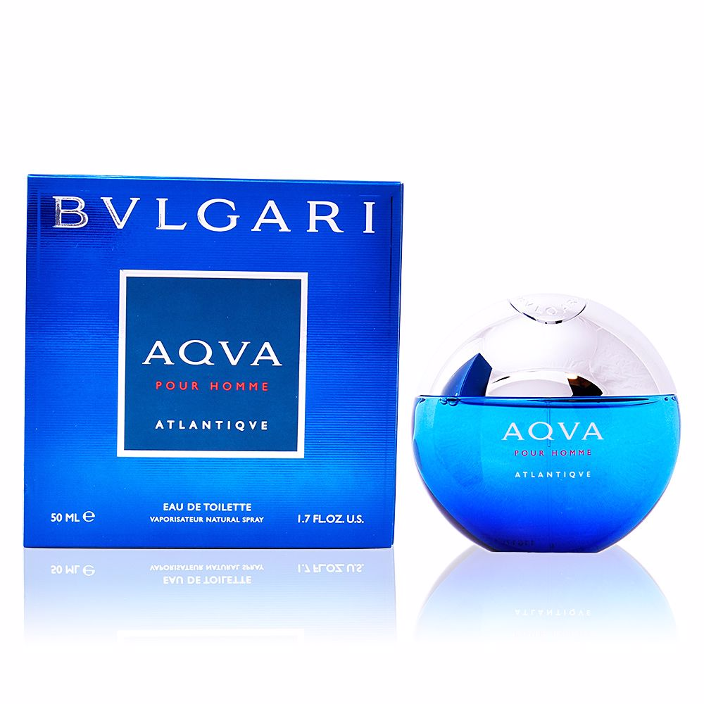 d6a35c7c336 AQVA POUR HOMME ATLANTIQUE eau de toilette vaporizador Bvlgari Eau de  Toilette precio online - Perfumes Club