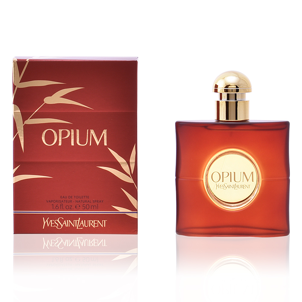 OPIUM limited edition eau de toilette spray