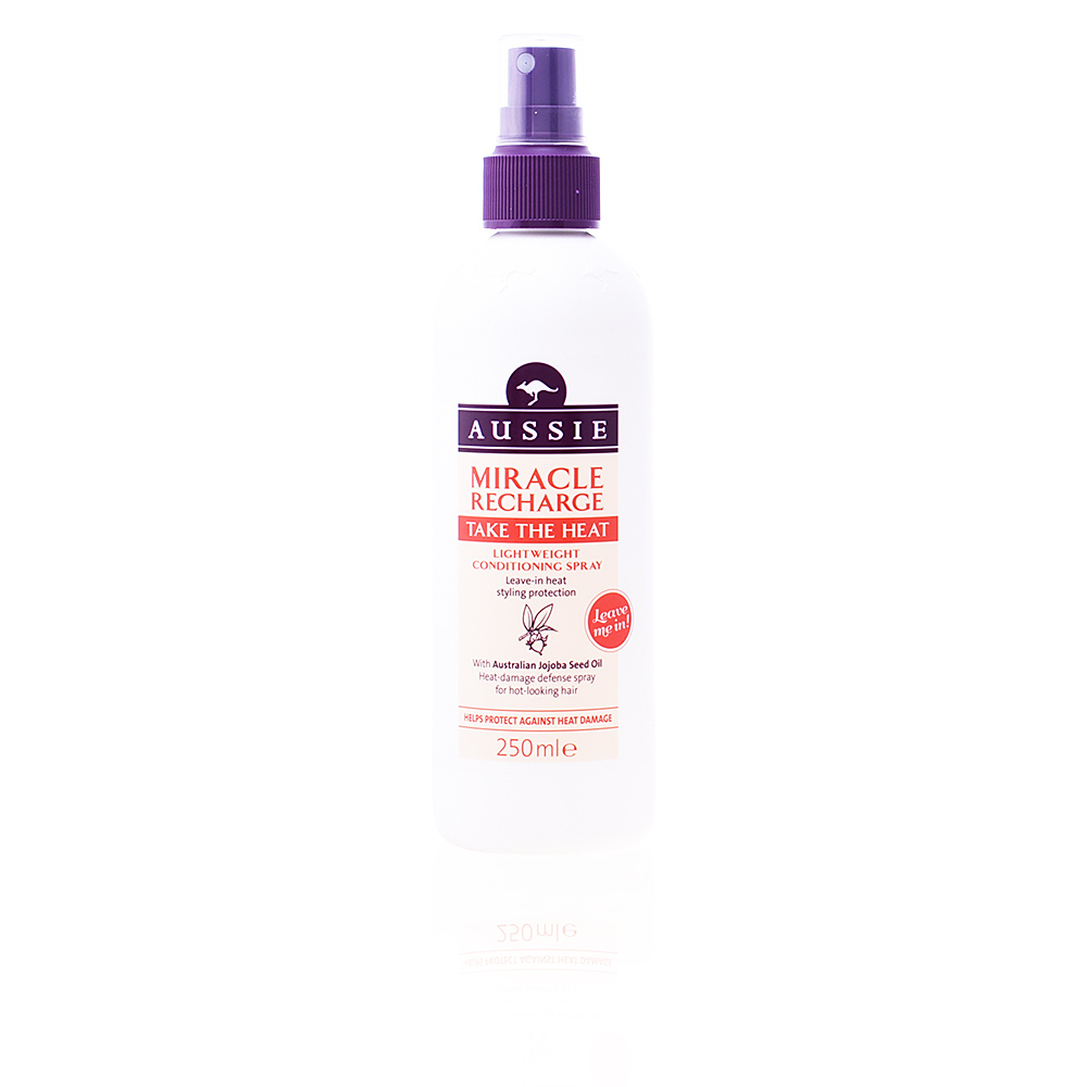 MIRACLE RECHARGE TAKE THE HEAT conditioning spray