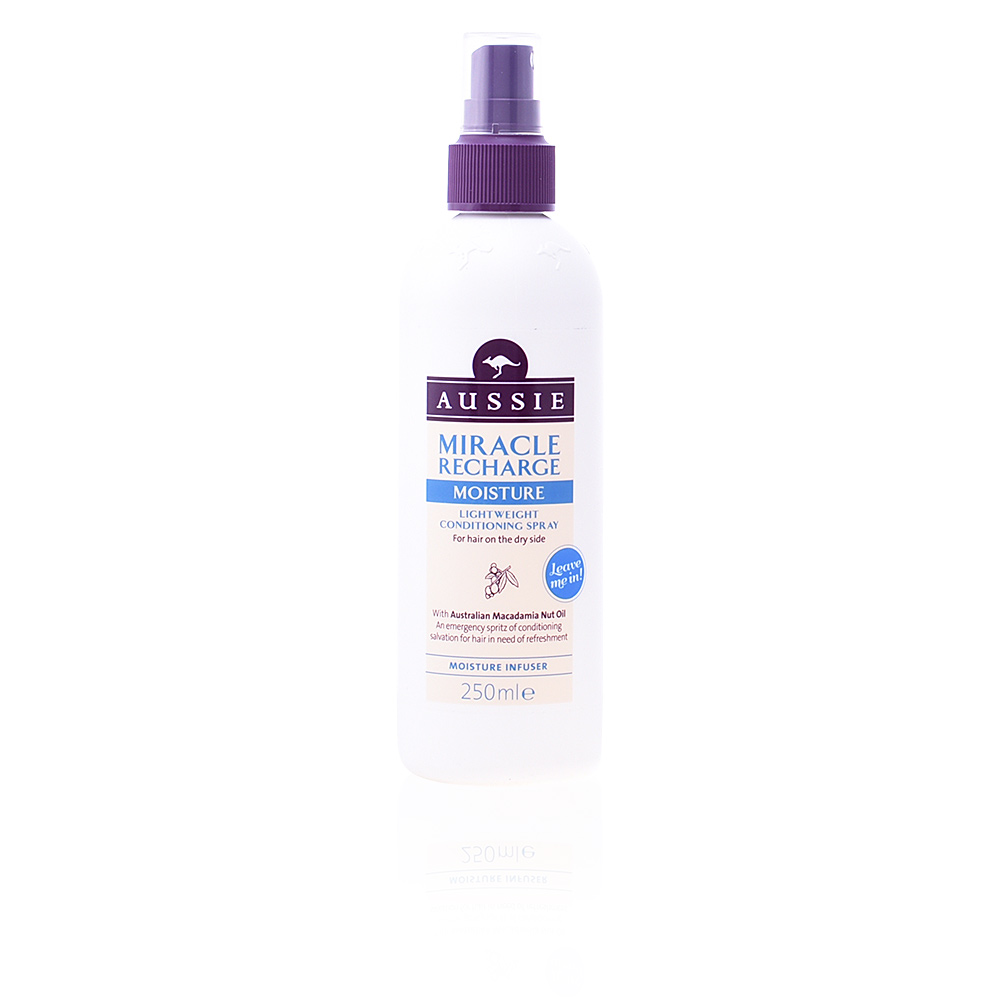 MIRACLE RECHARGE MOISTURE conditioning spray