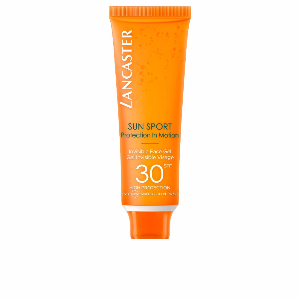 SUN SPORT invisible face gel SPF30