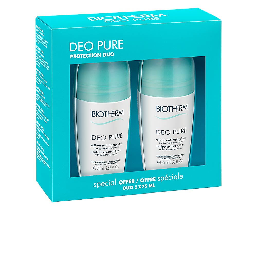 DEO PURE INVISIBLE ROLL-ON LOTTO