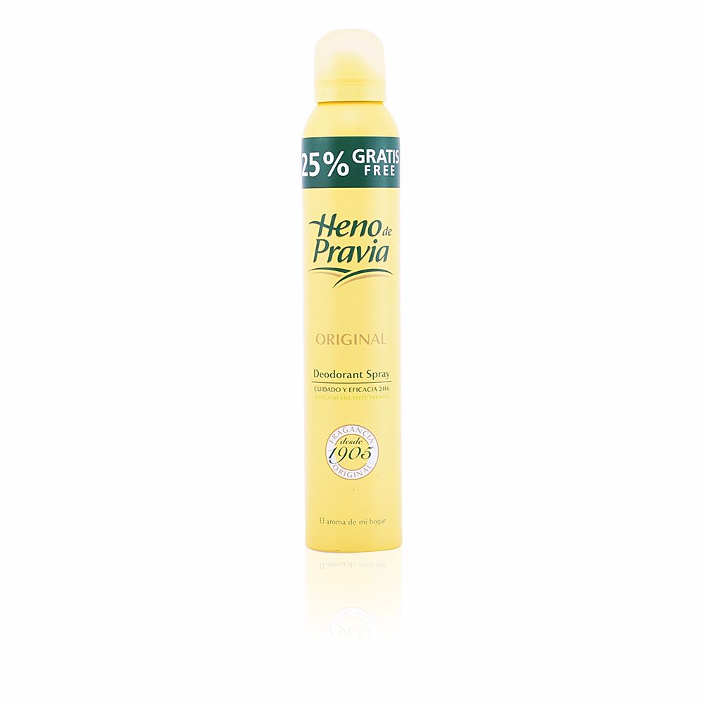 Heno De Pravia Original Deodorant Spray Deodorants Heno De Pravia Perfumes Club