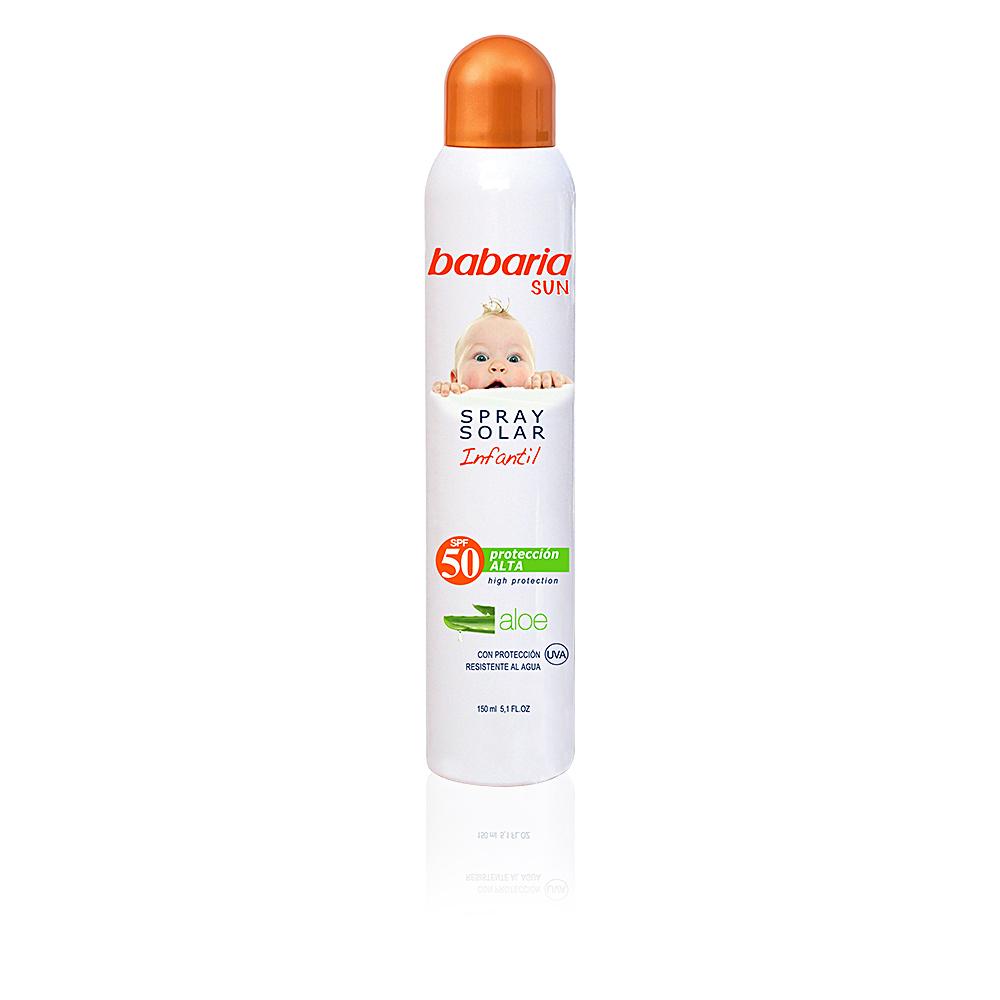 SOLAR INFANTIL SPF50 spray