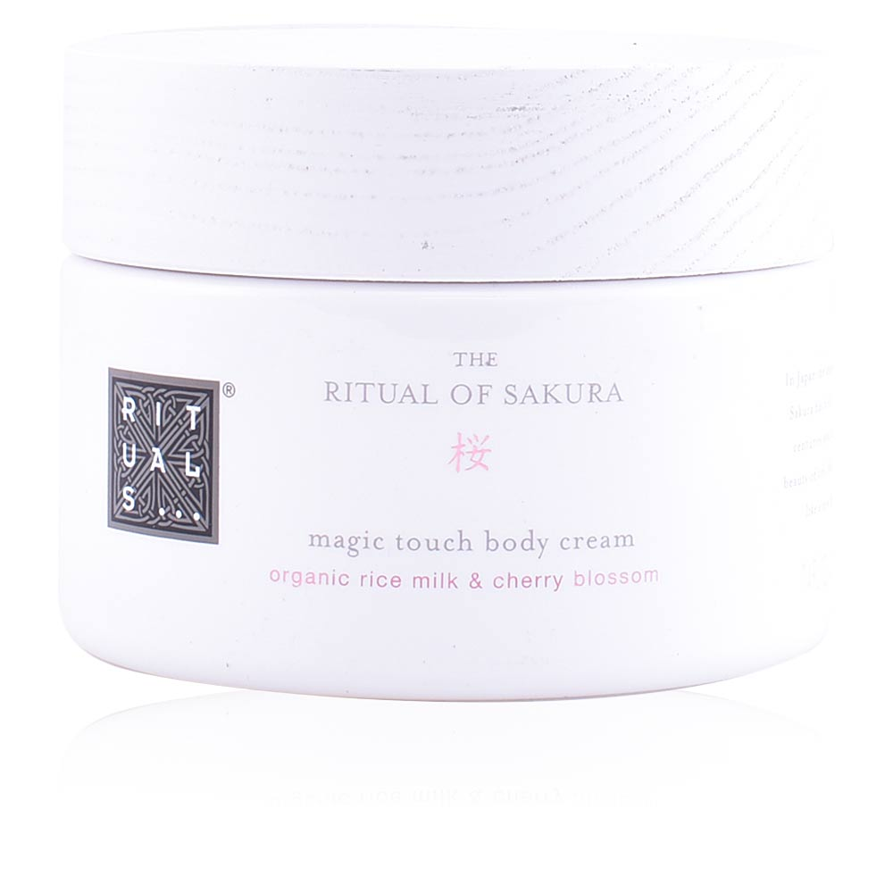 SAKURA magic touch body cream