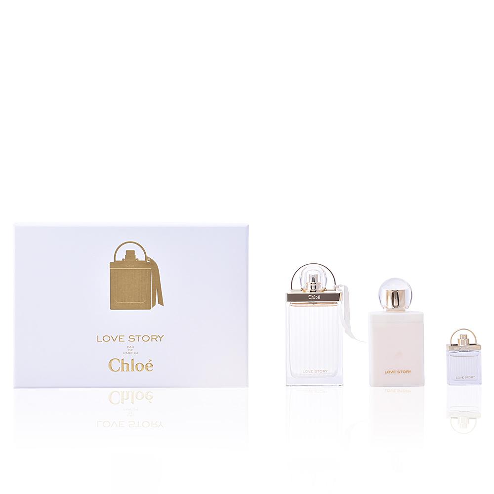 Chloé Eau De Parfum Love Story Set Products Perfumes Club