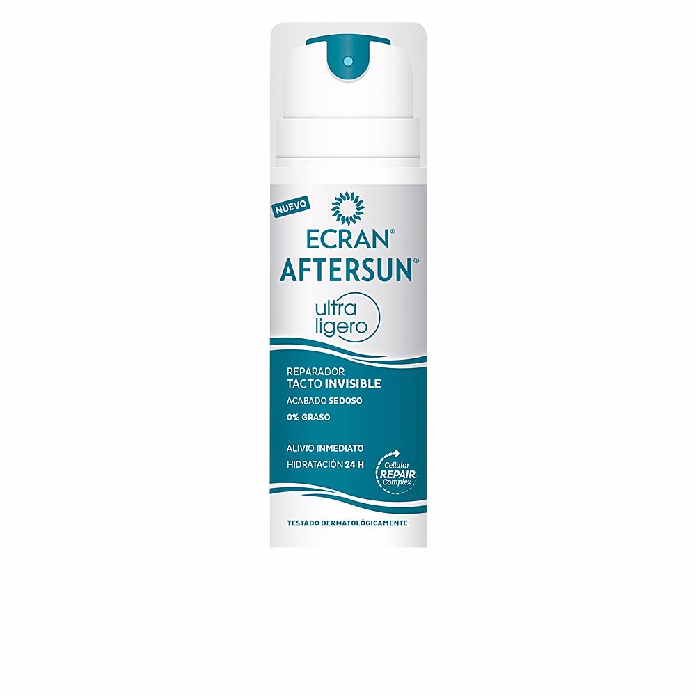ECRAN AFTERSUN ULTRALIGERO reparador invisible