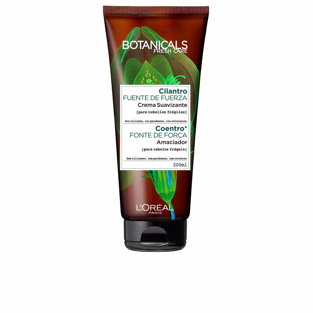 BOTANICALS cilantro fuente de fuerza crema suavizante