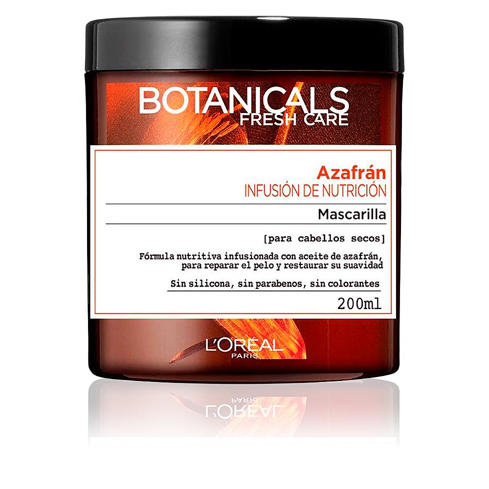 BOTANICALS azafrán infusión de nutrición mascarilla