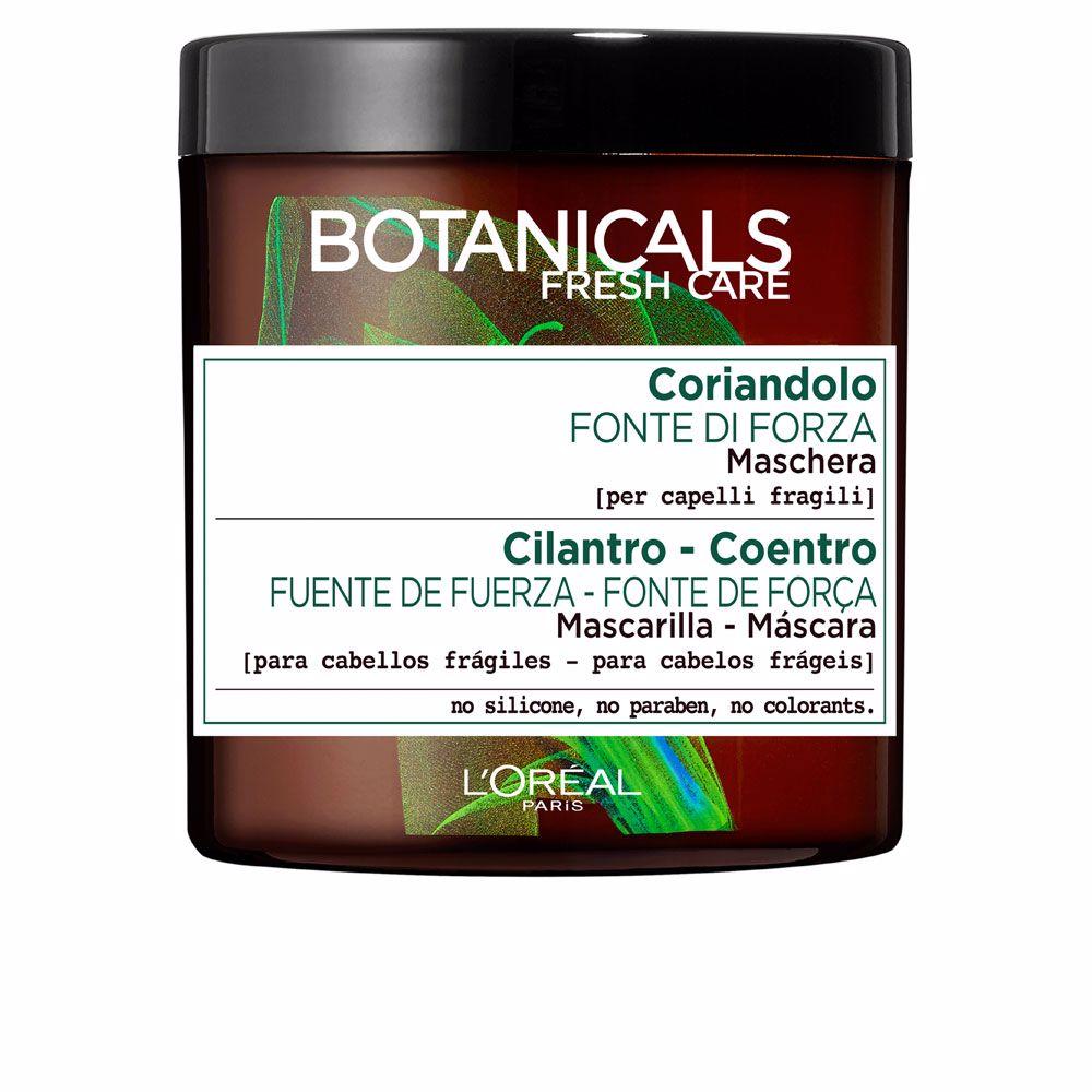 BOTANICALS cilantro fuente de fuerza mascarilla