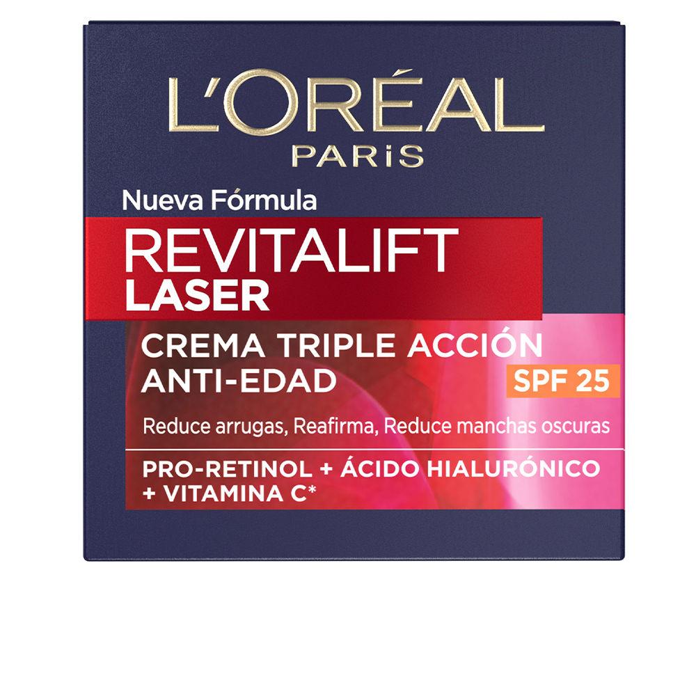l 39 or al soins du visage revitalift laser x3 crema d a spf20 sur perfume 39 s club. Black Bedroom Furniture Sets. Home Design Ideas