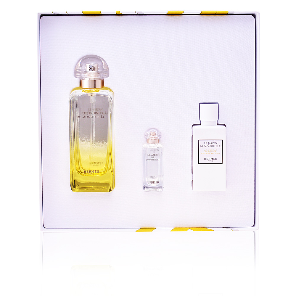 herm s eau de toilette le jardin de monsieur li coffret sur perfume 39 s club. Black Bedroom Furniture Sets. Home Design Ideas