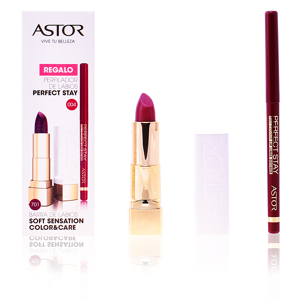 SOFT SENSATION #701-sensual praline + lip liner