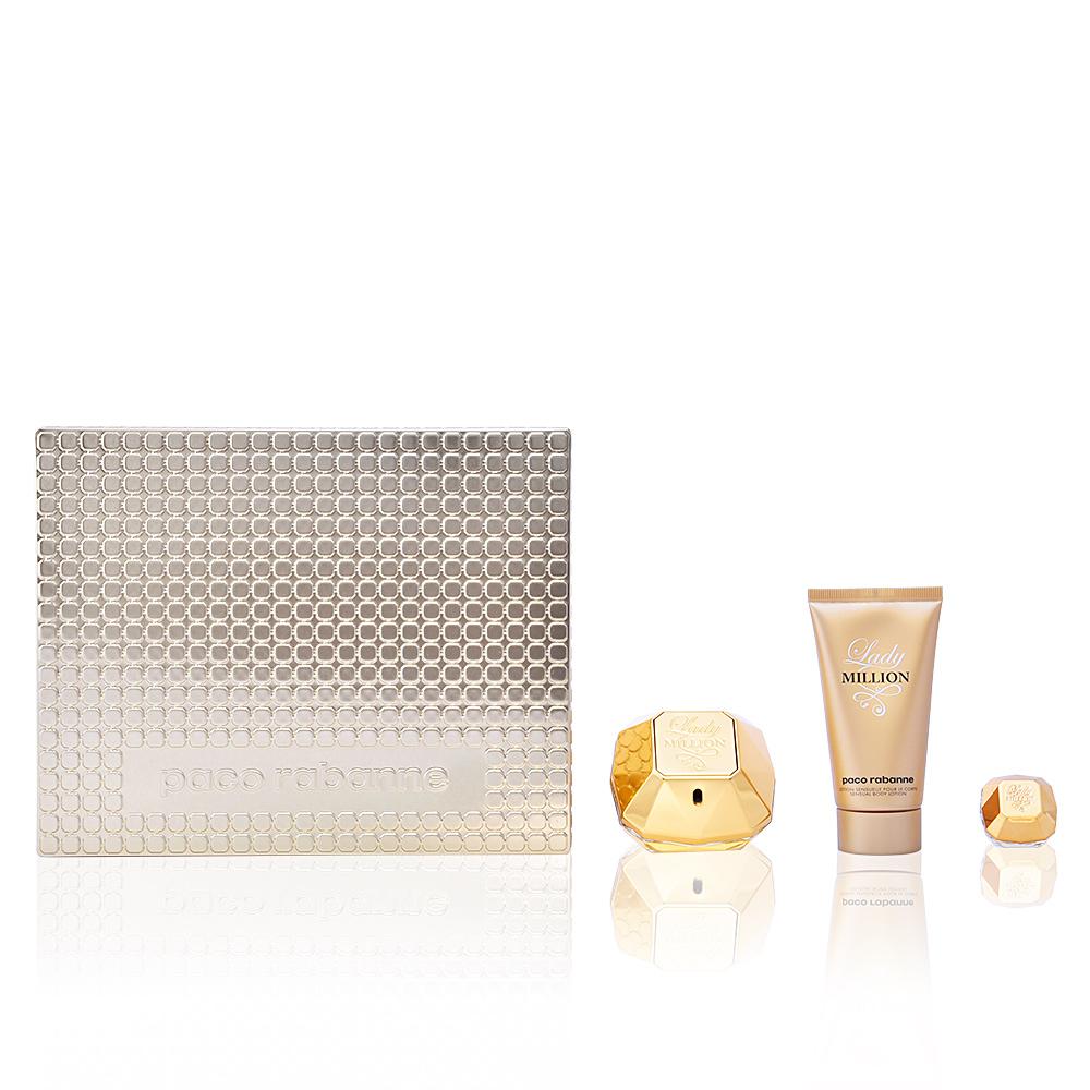 Paco rabanne parfums lady million coffret sur perfume 39 s club - Coffret lady million pas cher ...