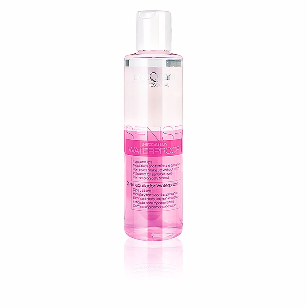 SENSE BI-PHASE make up remover waterproof