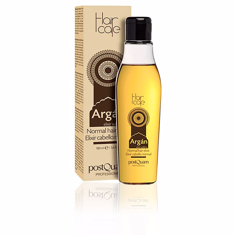 HAIRCARE ARGAN SUBLIME normal hair elixir