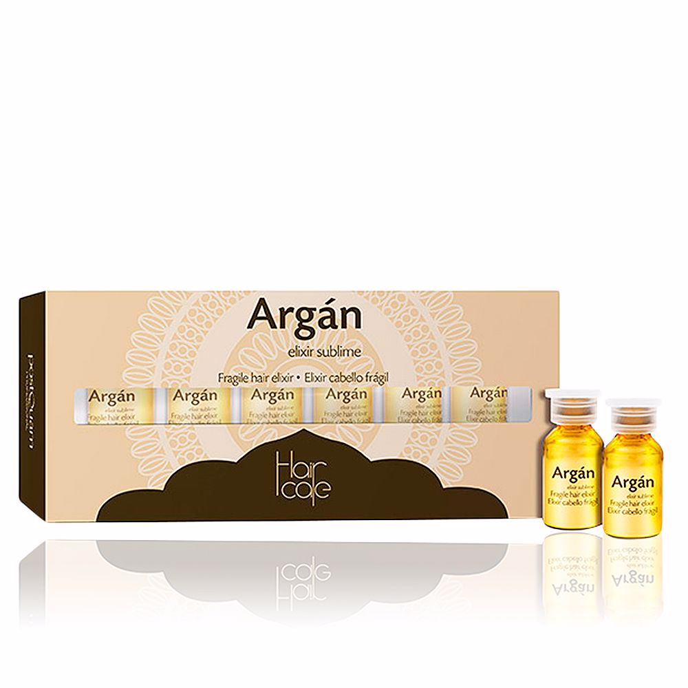 HAIRCARE ARGAN SUBLIME fragile hair elixir