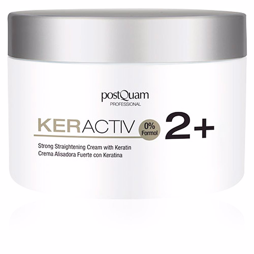 HAIRCARE KERACTIV strong straightening cream with keratin